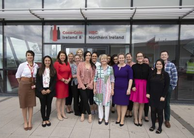 Intro to Mindfulness Coca-Cola HBC Ireland 2